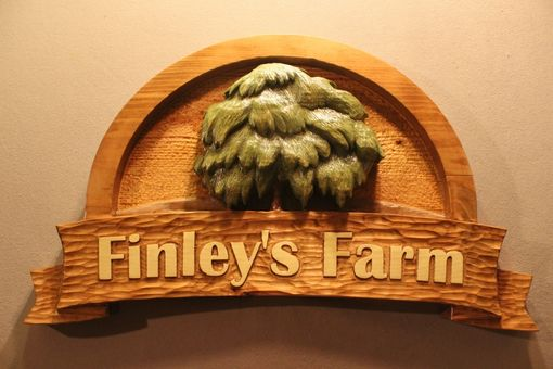 Custom Made Farm Signs | Home Signs | House Signs | Cabin Signs | Cottage Signs | Handmade Signs | Carved Signs