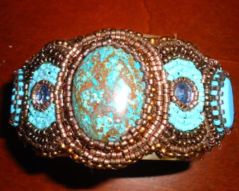 Custom Made Handcrafted Excuisite Bracelet/ Cuff