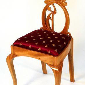 Lady S Art Nouveau Chair To Go With Desk