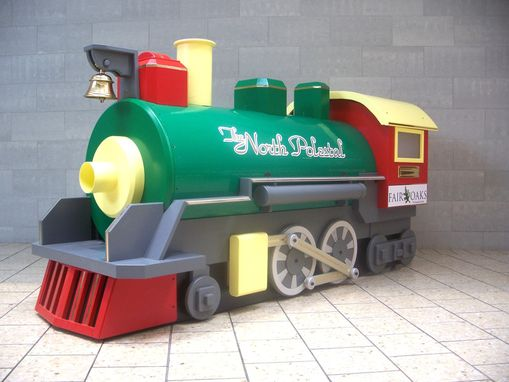 Custom Made Mall Display Train