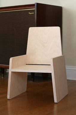 Custom Made Toddler Chair