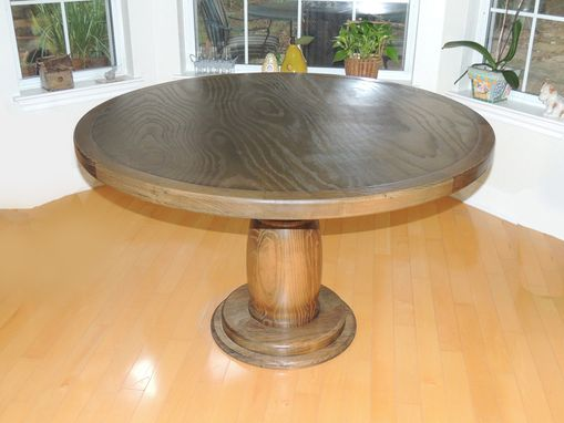 Custom Made Ash Table