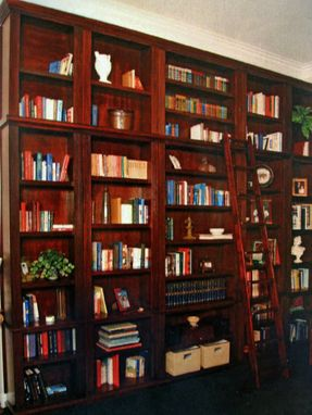 Custom Made Built-In Library