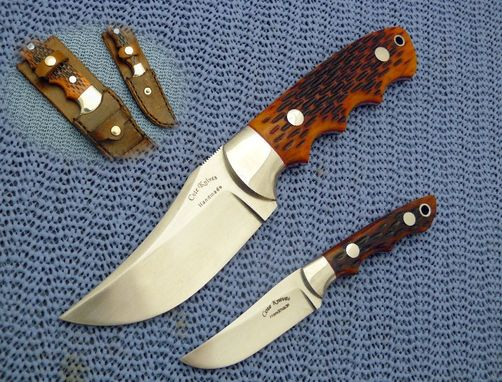 Custom Made Set Of 2 Skinner