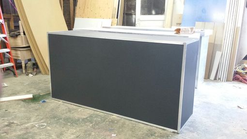 Custom Made Chalkboard Bar