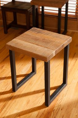 Buy Custom Square Metal Tube Legs Made To Order From Blue
