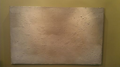 Custom Made Ultra Lightweight Concrete Art