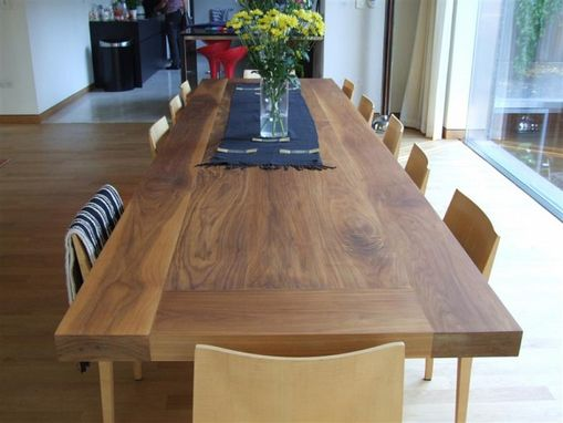 Custom Made Hardwood Conference Tables