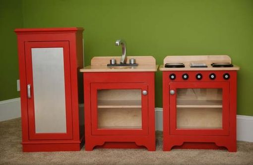 Custom Made Kids Kitchen Set