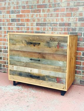 Custom Made Vinson 3-Drawer Dresser