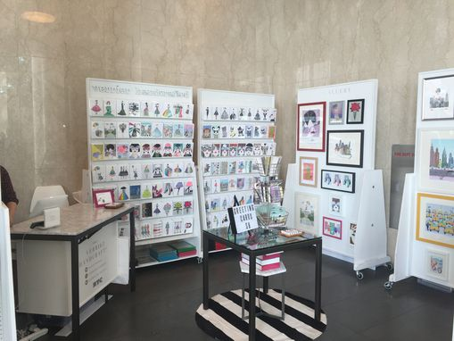 "Custom Made Retail ""Concept Store"" Displays"