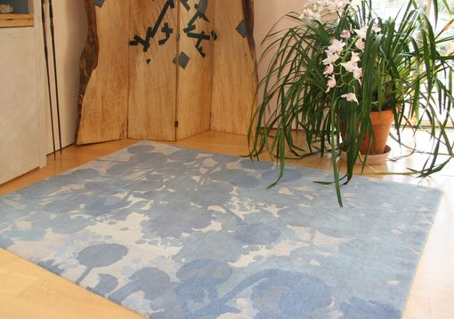 Custom Made Toile Rug Series