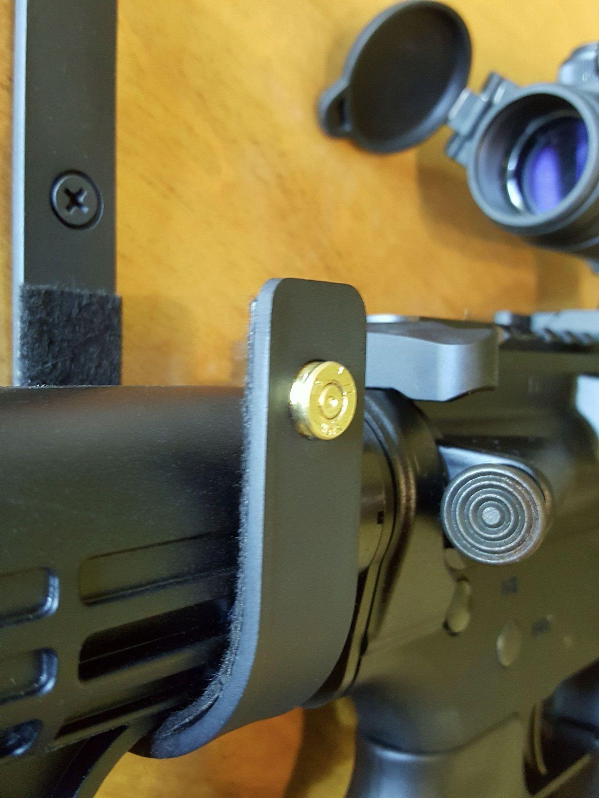 Buy a Custom Made Ar15 & M4 5.56 & .223 Caliber (1 Pr) Wall Mount ...