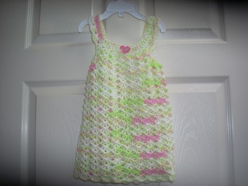 Custom Made Baby Girls Summer Dress