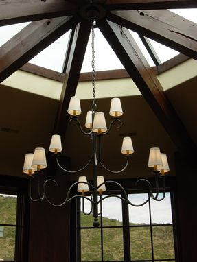 Custom Made Custom Craftsmen Chandalier