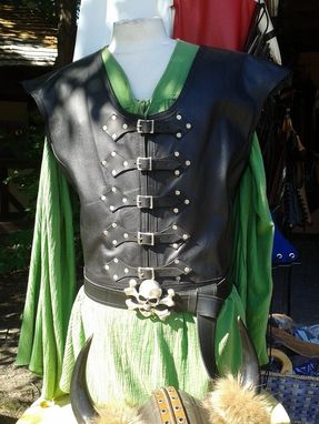 Custom Made Male Sherrif's Vest