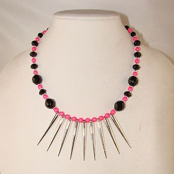 Custom Made Mohawk Necklace