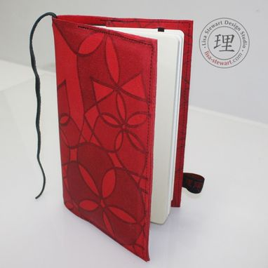 Custom Made Leather Journal Cover