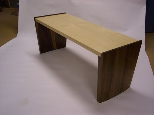 Custom Made Coffee Table/ Bench
