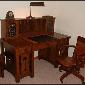 Mission Desks Craftsman Arts And