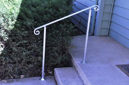 Custom Made Aluminum Rail Customer Install