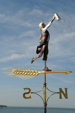 Custom Made Sam Adams Weathervane