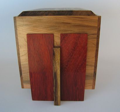 Custom Made Modern Cremation Urn