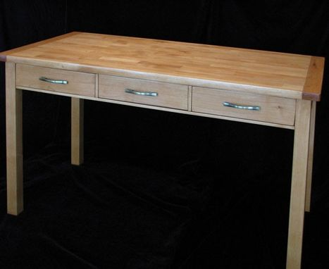 Custom Made Home Office Desk