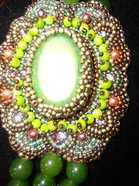 Custom Made Excuisite Handcrafted Jewelry
