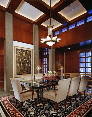 Custom Made Dining Room 6