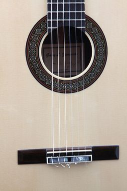 Custom Made Zimnicki Classical Guitar