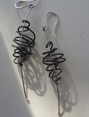 Custom Made Vortex2 Earrings