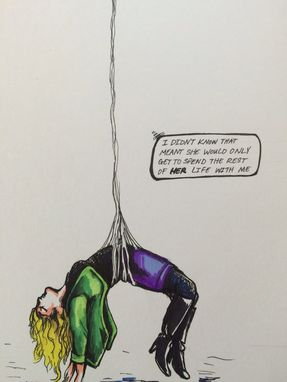 Custom Made The Night Gwen Stacy Died