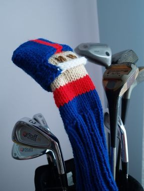 Custom Made New York Giants Golf Club Cover