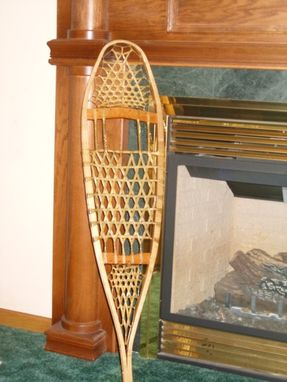 Hand Crafted Traditional Snowshoes By Cabin Creations