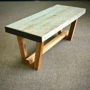 Custom Made Coastal Coffee Table