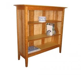 Custom Made Boothbay Bookcase