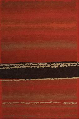 Handmade Custom Rugs By Allure Rug Abstract And