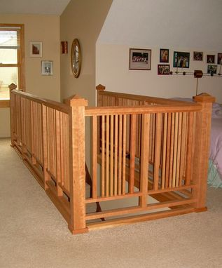 Custom Made Arts & Crafts Railing