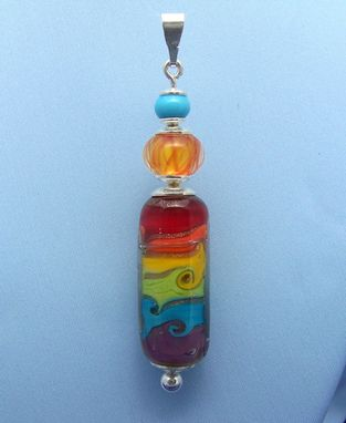 Custom Made Whimsical Delightful Colorful Pendants