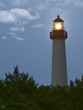 Custom Made Cape May Lighthouse