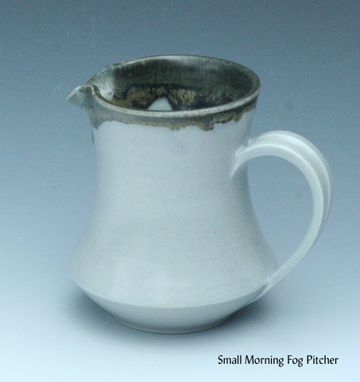 Custom Made Small Pitcher
