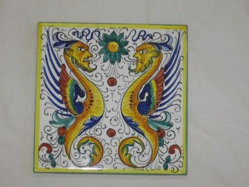 Custom Made Italian Decorative Tiles