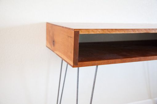 Custom Made Modern Hairpin Desk