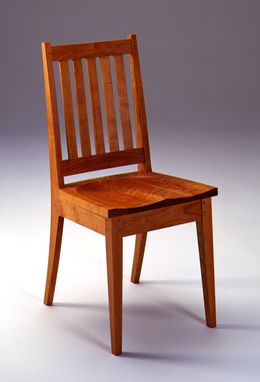 Custom Made Lowback Dining Chair