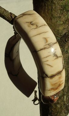Custom Made Mammoth Tusk Bracelet