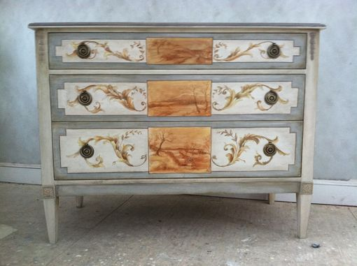 Custom Made Vintage Classic Chest