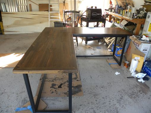 Custom Made Desk - Workbench