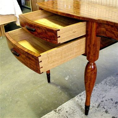 Custom Made Baby Grand Writing Desk
