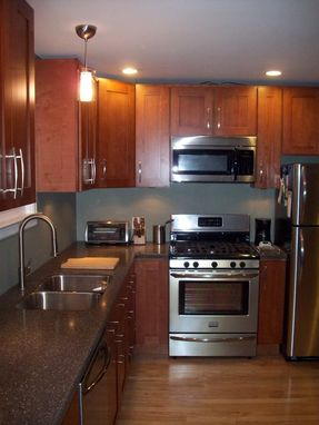 Custom Made Kitchen Design And Remodel